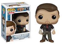 Booker DeWitt (Bioshock) 62 Pop Head