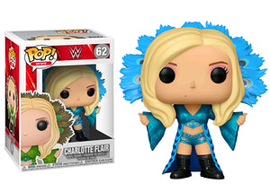 > Charlotte Flair (Blue, WWE) 62 - WWE Exclusive