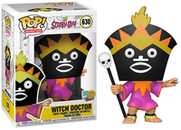 Witch Doctor (Scooby-Doo) 630  [Damaged: 7.5/10]