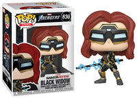 Black Widow (Gamerverse, Avengers Game) 630  [Damaged: 6/10]