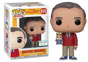 Mister Rogers (With Puppet) 635 - Barnes & Noble Exclusive  [Damaged: 7/10]