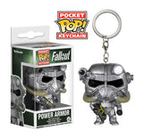 Pocket Pop Keychain Power Armor (Fallout)
