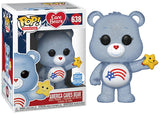 America Cares Bear (Care Bears) 638 - Funko Shop Exclusive  [Damaged: 7.5/10]