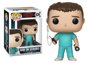 Bob (In Scrubs, Stranger Things) 639  [Damaged: 7.5/10]
