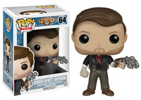 Booker DeWitt (w/Skyhook, Bioshock) 64 Pop Head