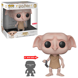 Dobby (10-Inch, Harry Potter) 63 - Target Exclusive  [Damaged: 4/10]