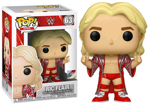 > Ric Flair (WWE) 63  [Damaged: 7.5/10]