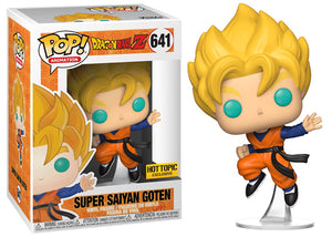 Super Saiyan Goten (Dragonball Z) 641 - Hot Topic Exclusive  [Damaged: 7/10]