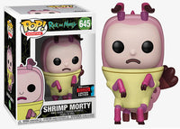 Shrimp Morty (Rick & Morty) 645 - 2019 Fall Convention Exclusive