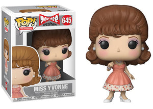 Miss Yvonne (Pee-Wee Herman) 645  [Damaged: 6/10]