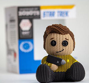 Handmade By Robots Vinyl - Captain Kirk (Star Trek)