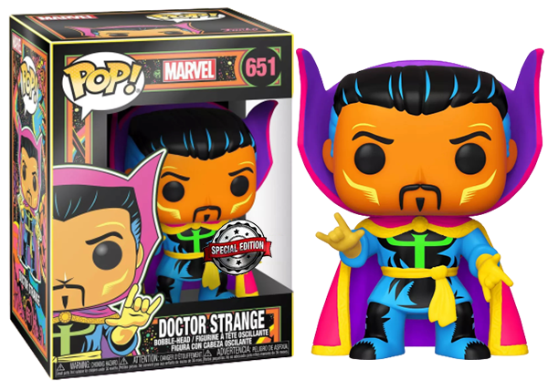 > Doctor Strange (Black Light) 651 - Special Edition Exclusive
