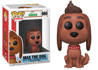 Max The Dog (The Grinch) 660  [Damaed: 7.5/10]