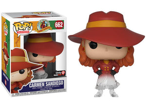 Carmen Sandiego (Disappearing, Where in the World is Carmen Sandiego?) 662 - GameStop Exclusive