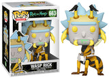 > Wasp Rick (Rick & Morty) 663