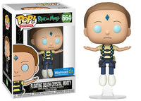 > Floating Death Crystal Morty (Rick & Morty) 664 - Walmart Exclusive