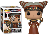 Rita Repulsa (Power Rangers) 665  [Damaged: 7.5/10]