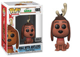 Max w/ Antlers (The Grinch) 665 - FYE Exclusive