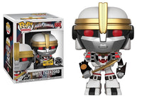 White Tigerzord (6-inch, Power Rangers) 668 - Hot Topic Exclusive  [Damaged: 7.5/10]