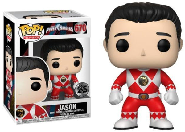 Jason (Red Ranger, Power Rangers) 670