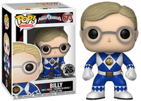 > Billy (Blue Ranger, Power Rangers) 673