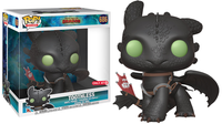 Toothless (Hidden World, 10-Inch) 686 - Target Exclusive  [Damaged: 6/10]
