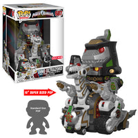Dino Ultrazord (10-Inch, Power Rangers) 687 - Target Exclusive  [Condition: 7.5/10]