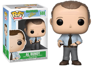 Al Bundy (Married with Children) 688  [Damaged: 7.5/10]