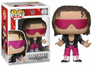 "> Bret ""Hit Man"" Hart (WWE) 68"