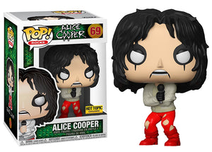 Alice Cooper (Strait Jacket) 69 - Hot Topic Exclusive  [Damaged: 7.5/10]
