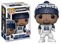 Dez Bryant (Color Rush, Dallas Cowboys, NFL) 69  [Damaged: 7.5/10]