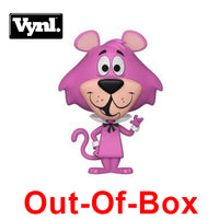 Out-Of-Box Funko Vynl. Snagglepuss (Hanna-Barbera) - 2018 Fall Convention Exclusive /3000 made