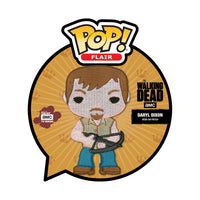 Pop Flair Iron-On Patches The Walking Dead - Daryl Dixon