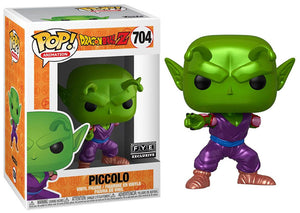 Piccolo (Metallic, One Arm, Dragon Ball Z) 704 - FYE Exclusive