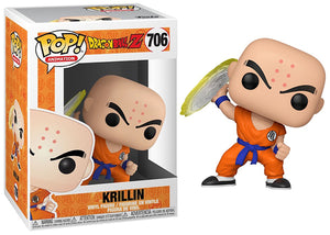 Krillin (Destructo Disc, Dragon Ball Z) 706
