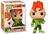 Android 16 (Dragonball Z) 708  [Damaged: 7/10]