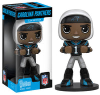 Funko Wacky Wobblers Cam Newton (NFL, Carolina Panthers)