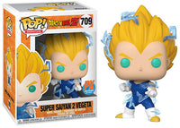 > Super Saiyan 2 Vegeta (Dragonball Z) 709 - Previews Exclusive