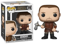 Gendry (Game of Thrones) 70  [Damaged: 6/10]