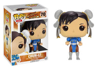 Chun Li (Asia Box, Street Fighter) 70 - Asia Exclusive Pop Head