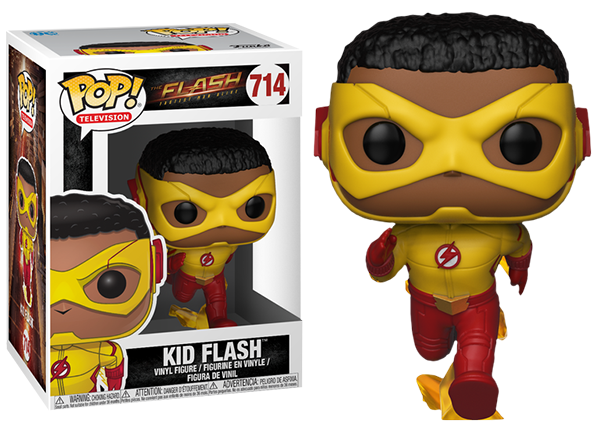 > Kid Flash (Flash) 714