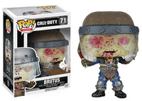 Brutus (Muddy, Call of Duty) 71  [Damaged: 7/10]