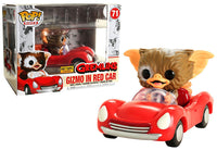Gizmo in Red Car (Rides, Gremlins) 71 - Hot Topic Exclusive  [Damaged: 7.5/10]