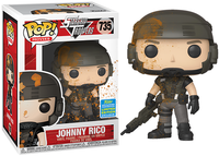 Johnny Rico (Muddy, Starship Troopers) 735 - 2019 Summer Convention Exclusive