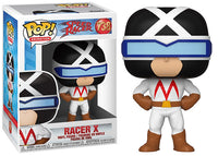 Racer X (Speed Racer) 738  [Damaged: 7/10]