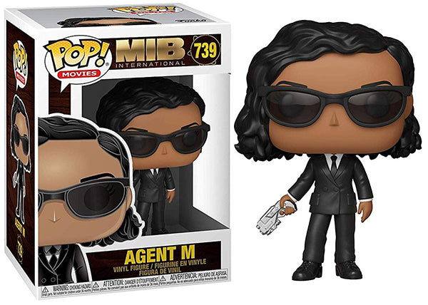 Agent M (Men in Black International) 739