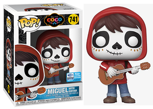 Miguel (w/Guitar, Coco) 741 - 2020 Wondercon Exclusive