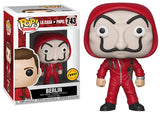 Berlin (Masked, La Casa de Papel) 743  **Chase**  [Condition: 7/10]