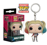 Pocket Pop Keychain Harley Quinn (Suicide Squad)