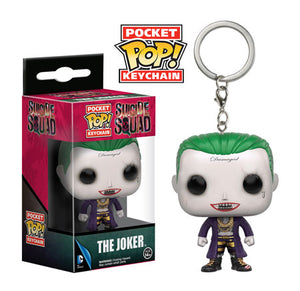 Pocket Pop Keychain The Joker (Suicide Squad)